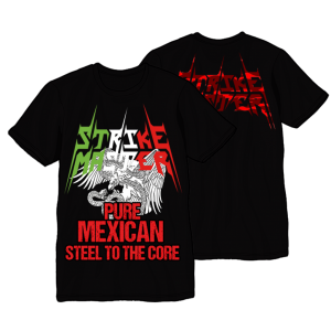 T-shirt Mexican Steel